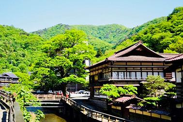 福岛的温泉旅行,在「东山温泉」除去日月积累的疲劳!