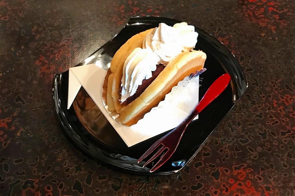 お蔵ケーキ