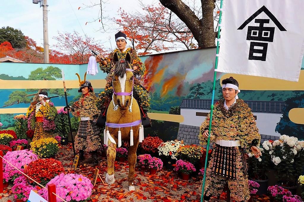 菊人形祭り